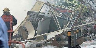 Zeytinburnu'ndaki patlamadan görüntüler